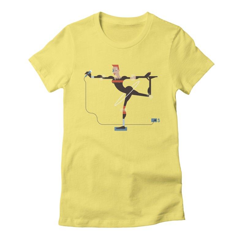 Grace Women's T-Shirt by Zhion T-Shop