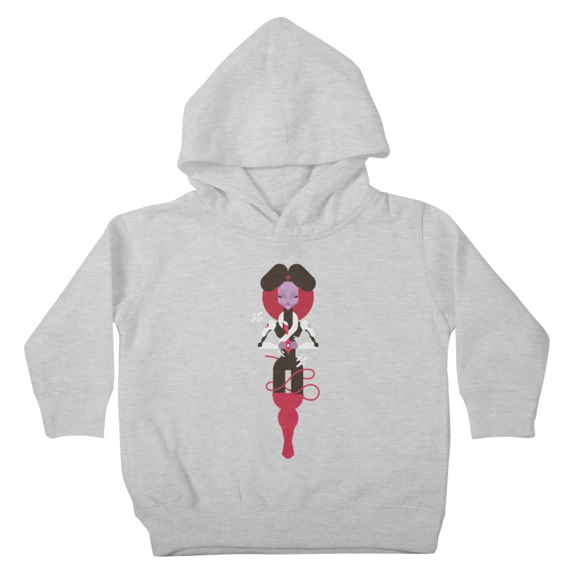All is full of Her Kids Toddler Pullover Hoody by Zhion T-Shop