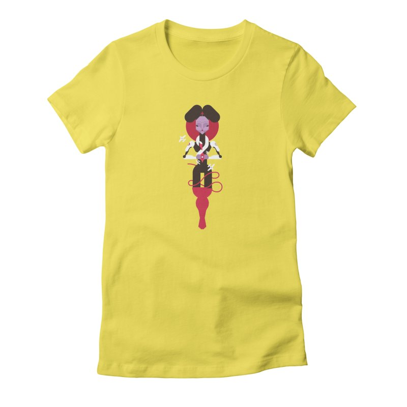 All is full of Her Women's T-Shirt by Zhion T-Shop