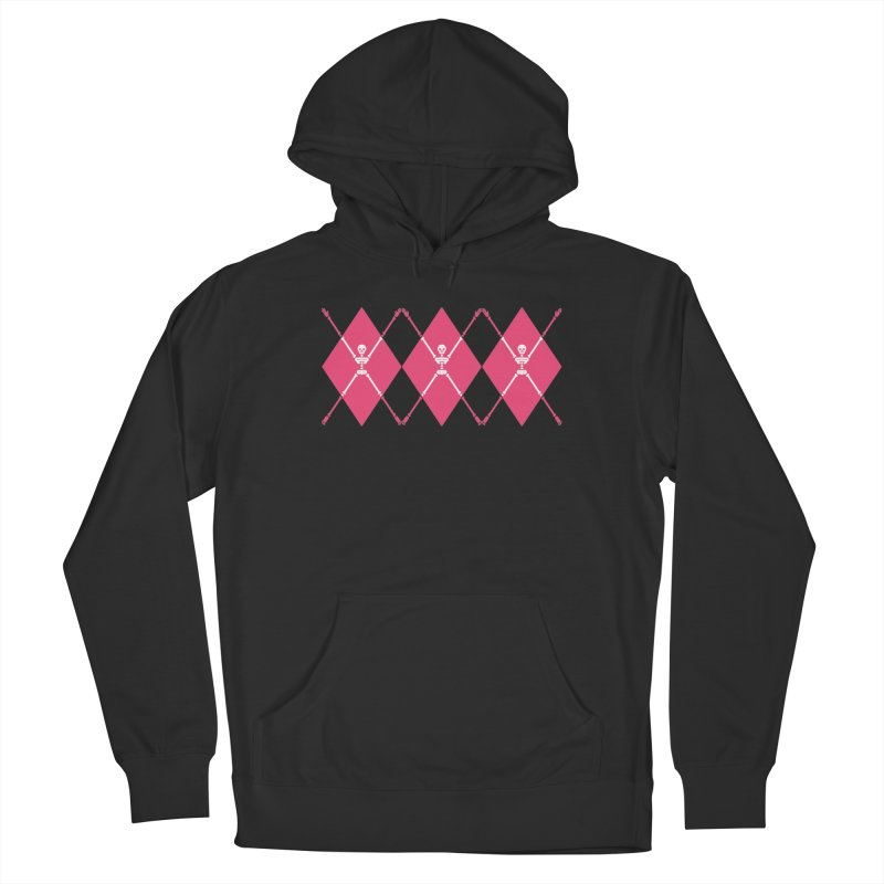 XXX-Ray - Pink Women's Pullover Hoody by Zhion T-Shop