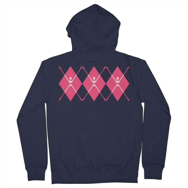 XXX-Ray - Pink Women's Zip-Up Hoody by Zhion T-Shop