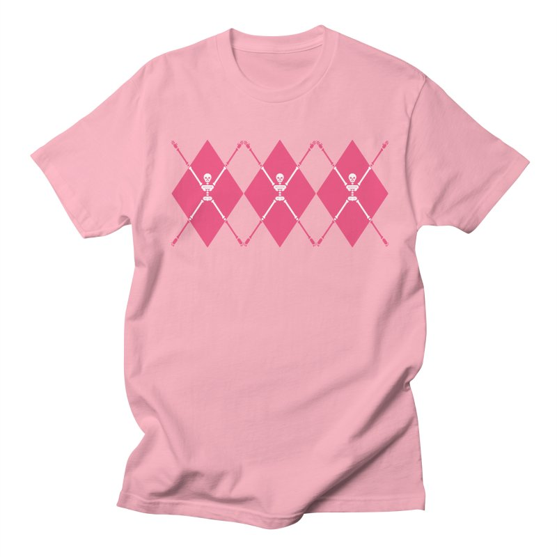 XXX-Ray - Pink Men's Regular T-Shirt by Zhion T-Shop