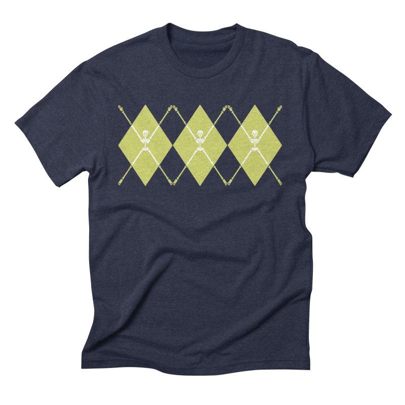 XXX-Ray - Lime Men's T-Shirt by Zhion T-Shop