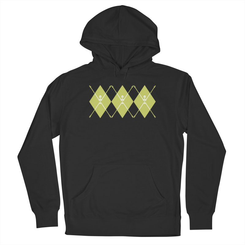XXX-Ray - Lime Men's Pullover Hoody by Zhion T-Shop