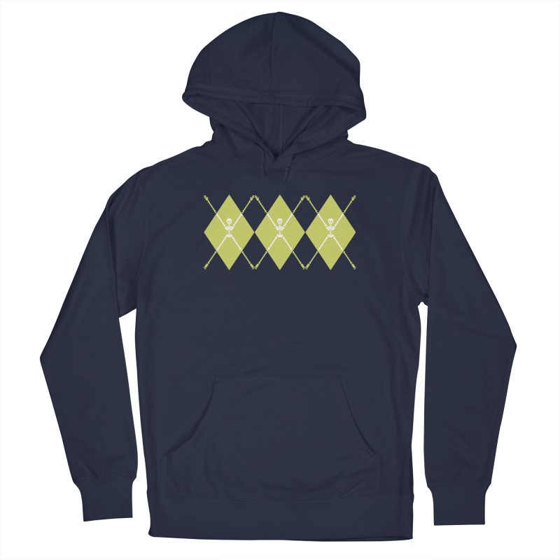XXX-Ray - Lime Women's Pullover Hoody by Zhion T-Shop