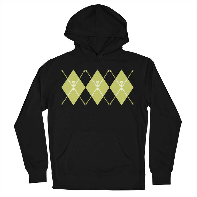 XXX-Ray - Lime Women's French Terry Pullover Hoody by Zhion T-Shop