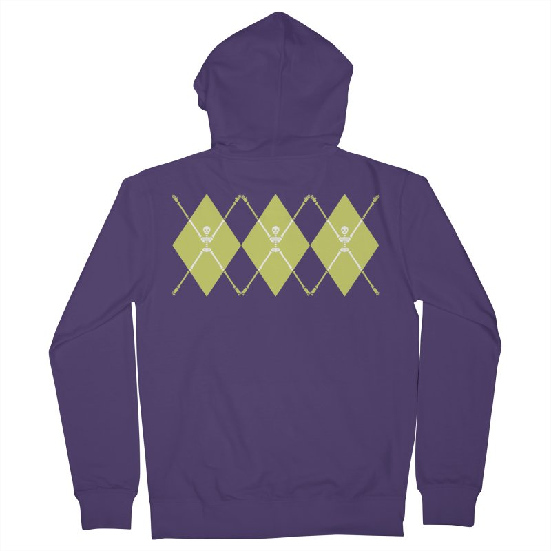 XXX-Ray - Lime Women's Zip-Up Hoody by Zhion T-Shop