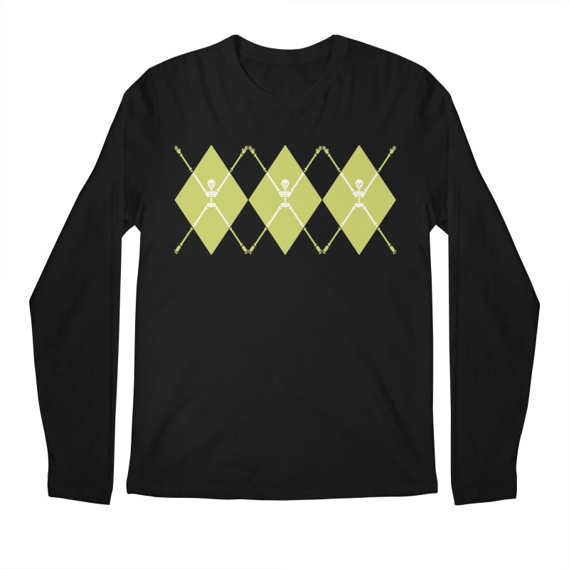 XXX-Ray - Lime Men's Regular Longsleeve T-Shirt by Zhion T-Shop