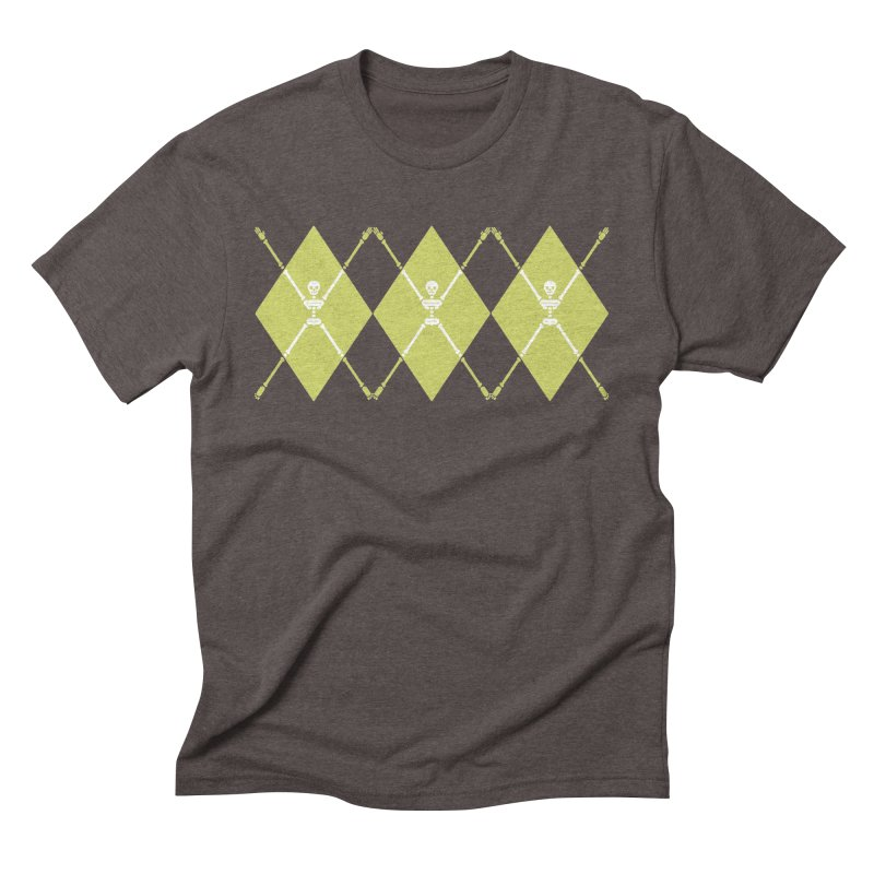 XXX-Ray - Lime Men's  by Zhion T-Shop