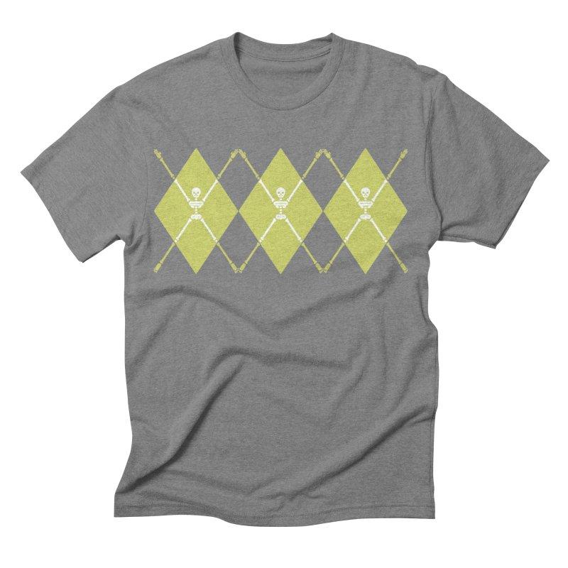 XXX-Ray - Lime Men's Triblend T-shirt by Zhion T-Shop
