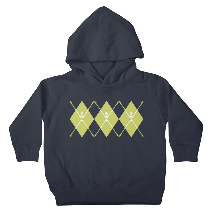 XXX-Ray - Lime Kids Toddler Pullover Hoody by Zhion T-Shop