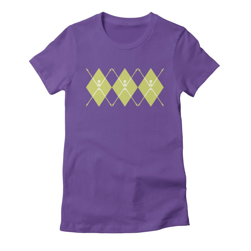 XXX-Ray - Lime Women's T-Shirt by Zhion T-Shop