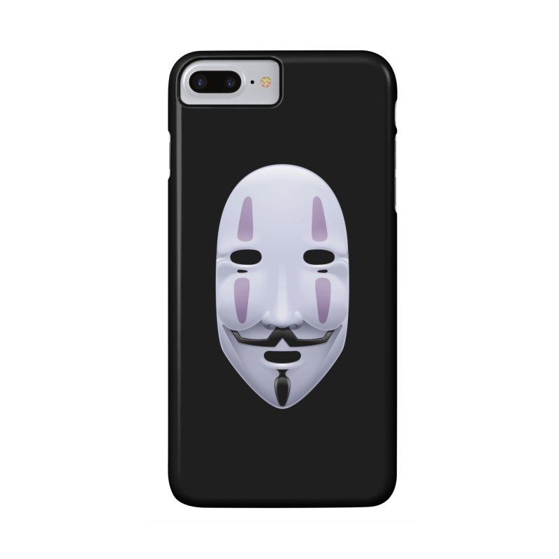 Absolutely Anonymous Accessories Phone Case by Zhion T-Shop