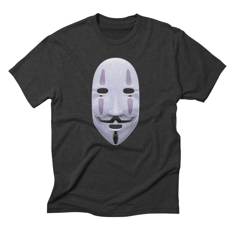 Absolutely Anonymous Men's T-Shirt by Zhion T-Shop
