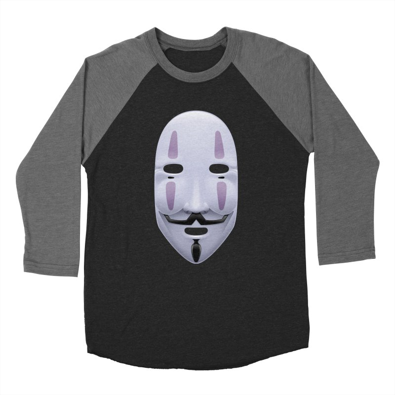 Absolutely Anonymous Women's Longsleeve T-Shirt by Zhion T-Shop