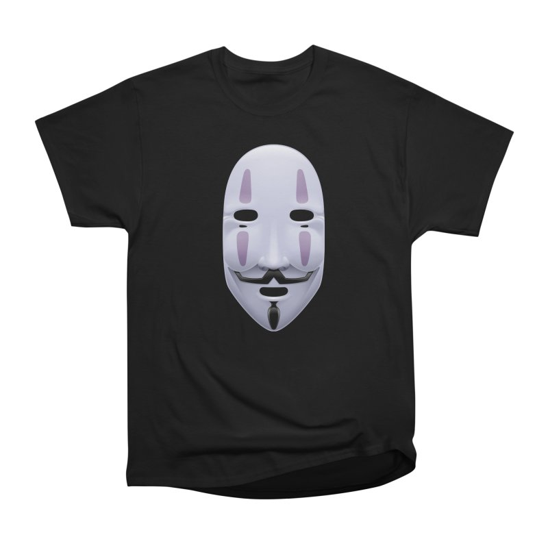 Absolutely Anonymous Women's Heavyweight Unisex T-Shirt by Zhion T-Shop