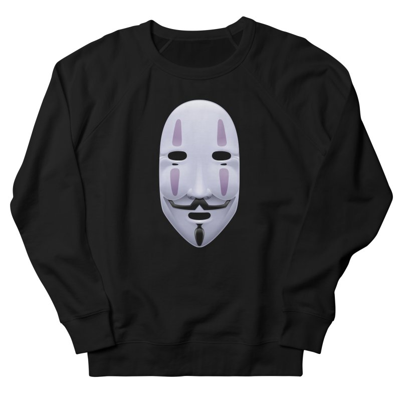 Absolutely Anonymous Men's Sweatshirt by Zhion T-Shop