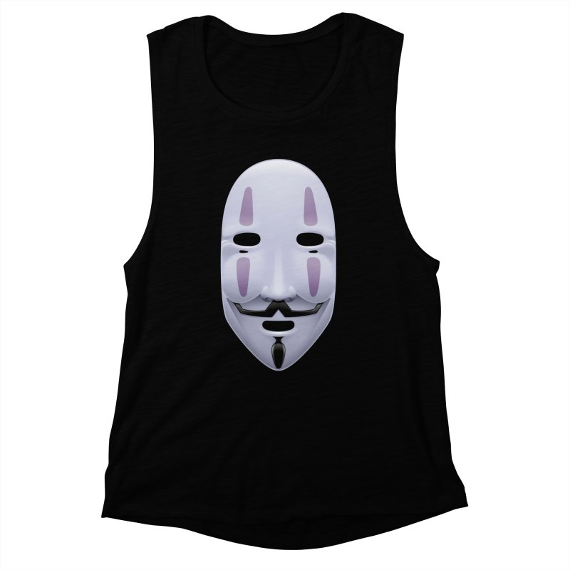 Absolutely Anonymous Women's Tank by Zhion T-Shop