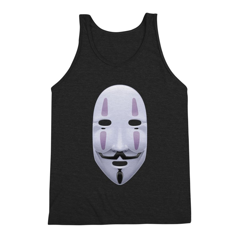 Absolutely Anonymous Men's Tank by Zhion T-Shop