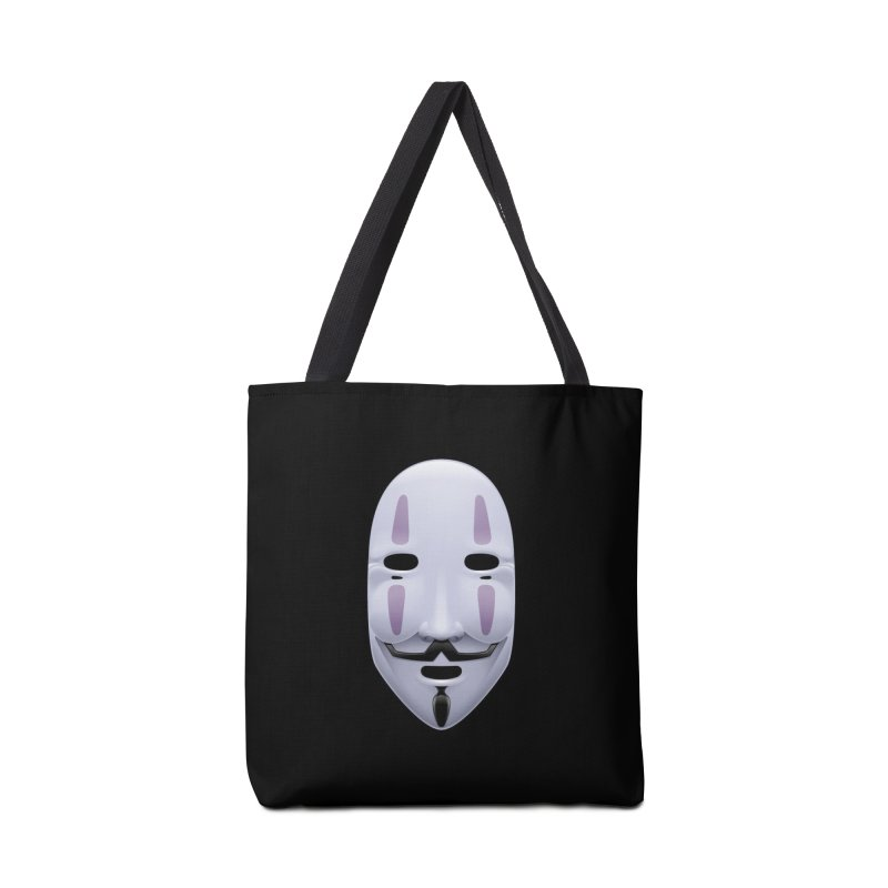 Absolutely Anonymous Accessories Bag by Zhion T-Shop
