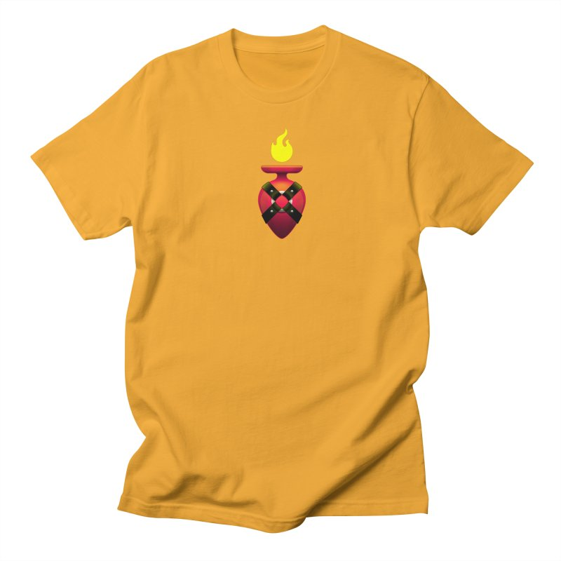 Devotion Men's T-Shirt by Zhion T-Shop