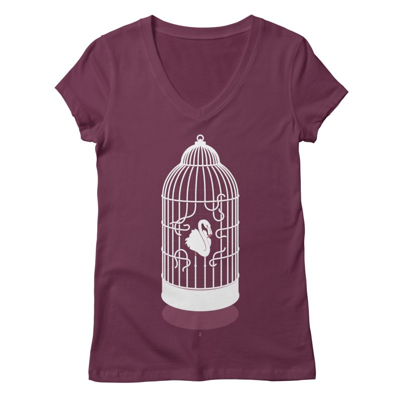 Outing Women's V-Neck by Zhion T-Shop