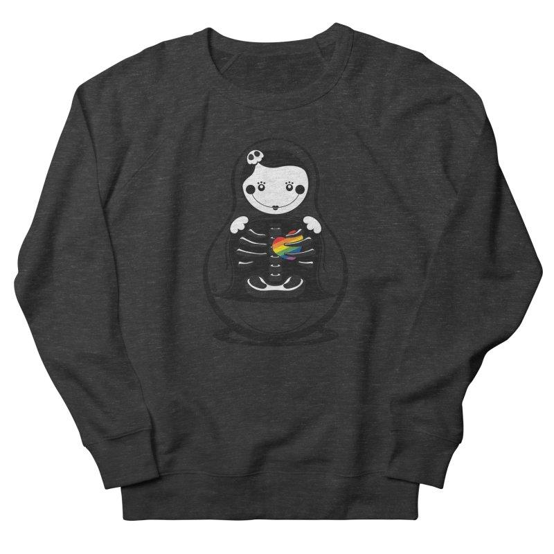 Rainbow Inside Women's Sweatshirt by Zhion T-Shop
