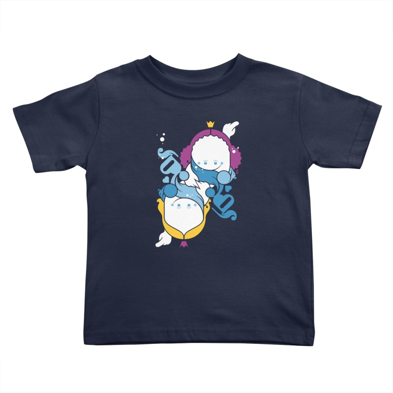 Dancing Queens Kids Toddler T-Shirt by Zhion T-Shop