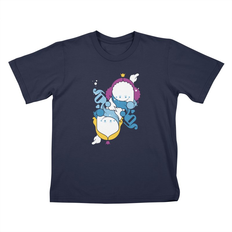 Dancing Queens Kids T-Shirt by Zhion T-Shop