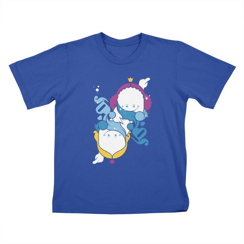 Dancing Queens Kids T-Shirt by Zhion T-Shop