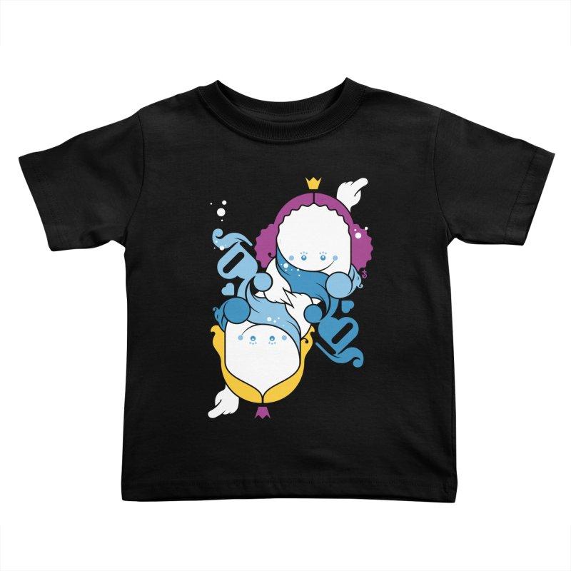 Dancing Queens Kids Toddler T-Shirt by Zhion T-Shop
