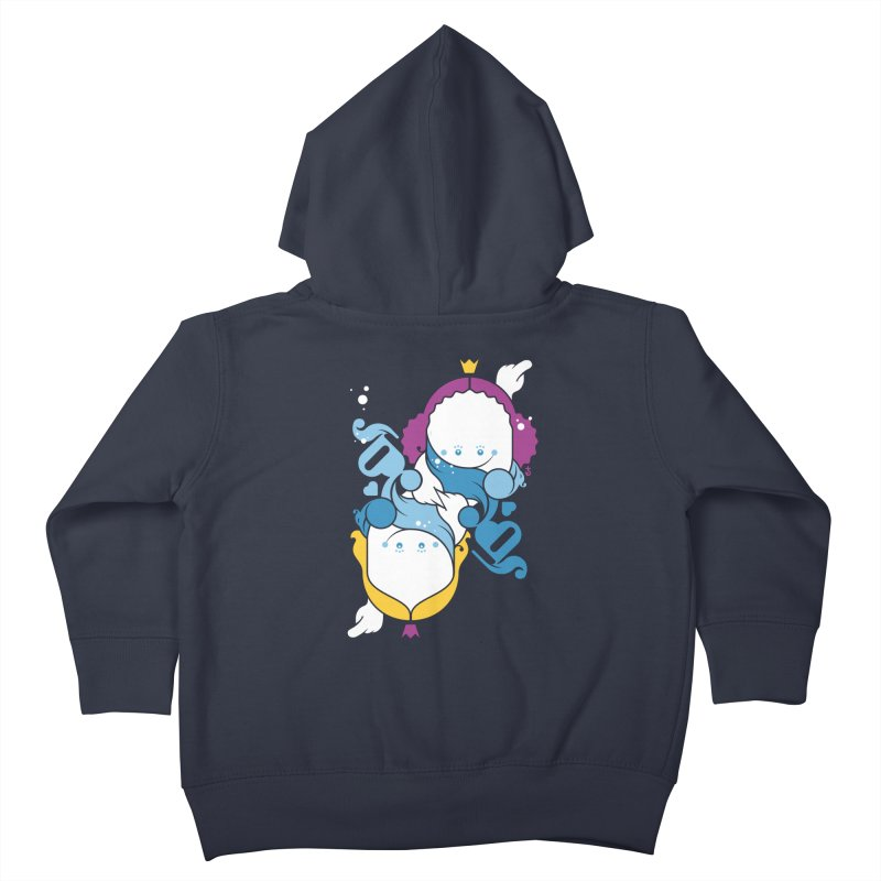 Dancing Queens Kids Toddler Zip-Up Hoody by Zhion T-Shop