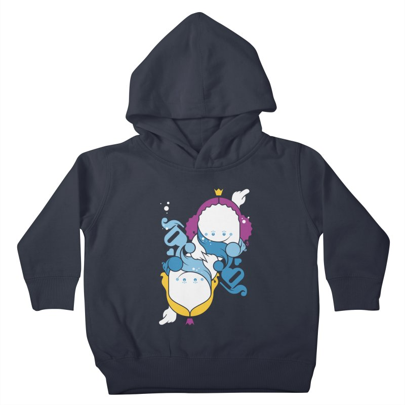Dancing Queens Kids Toddler Pullover Hoody by Zhion T-Shop