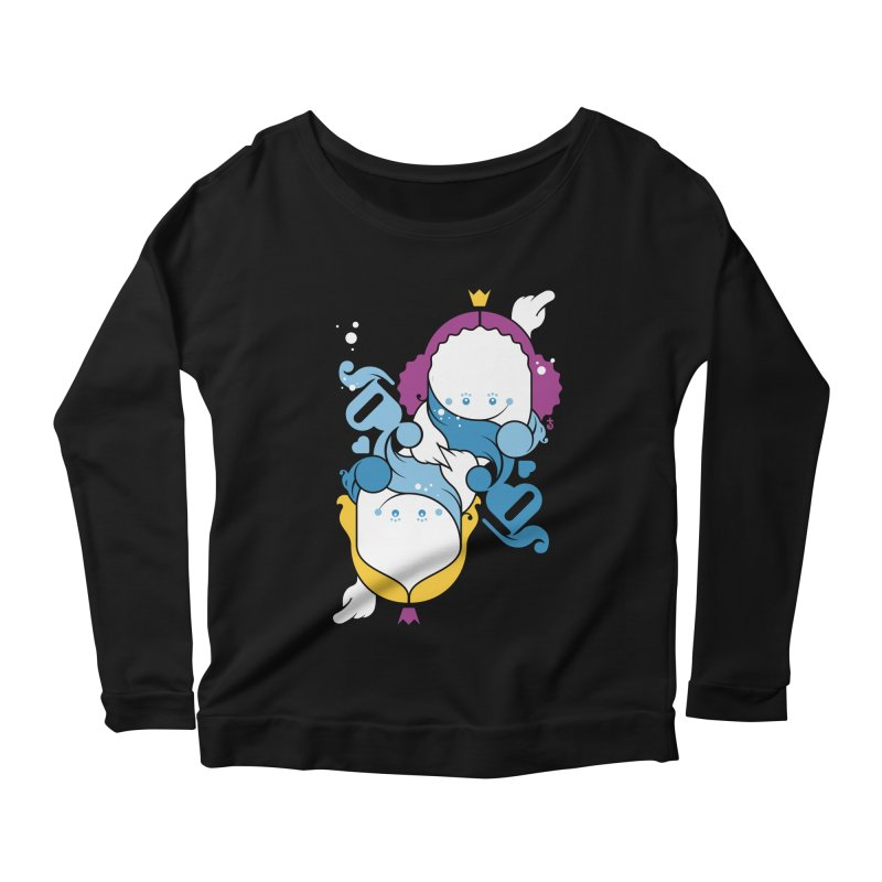 Dancing Queens Women's Longsleeve T-Shirt by Zhion T-Shop