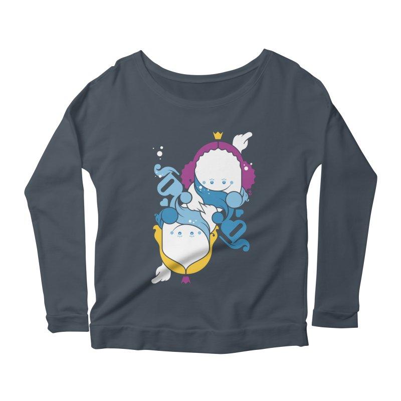 Dancing Queens Women's Longsleeve T-Shirt by Zhion T-Shop