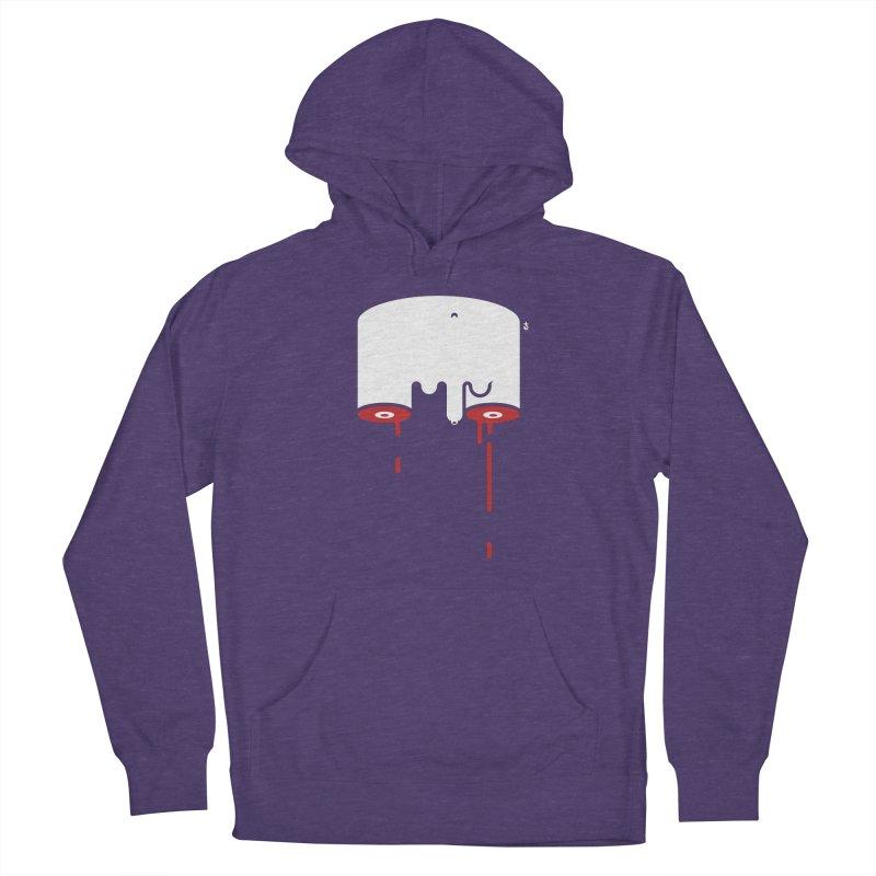 Uncut Men's Pullover Hoody by Zhion T-Shop
