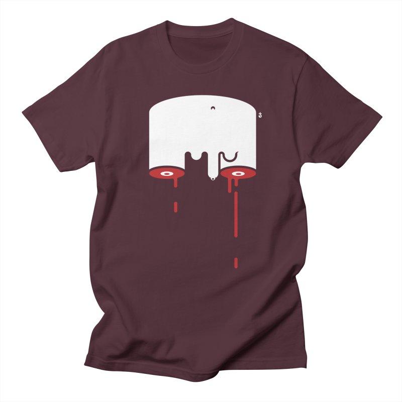 Uncut Men's Regular T-Shirt by Zhion T-Shop