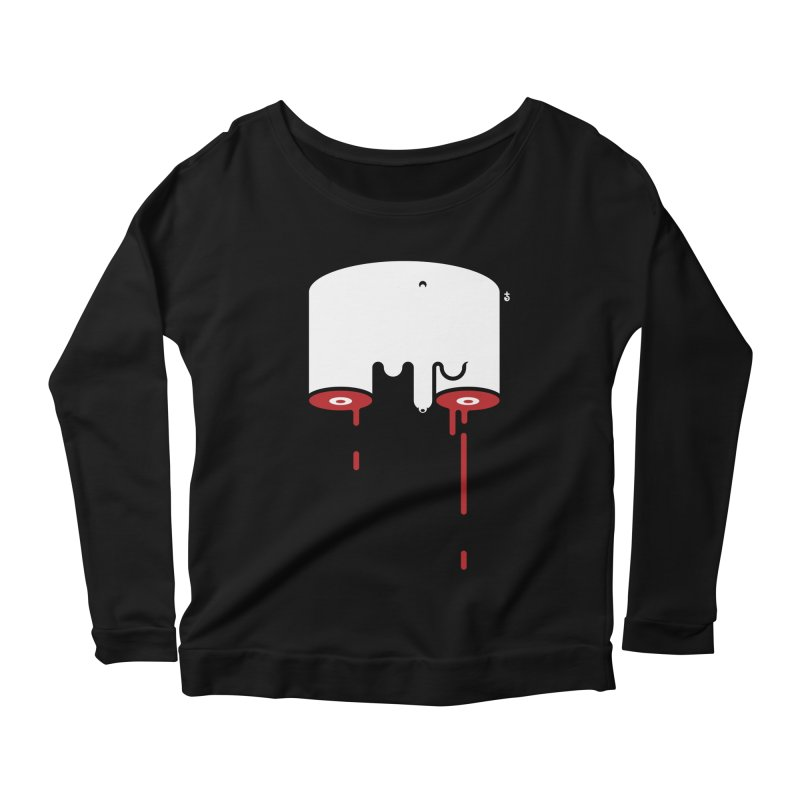 Uncut Women's Longsleeve T-Shirt by Zhion T-Shop