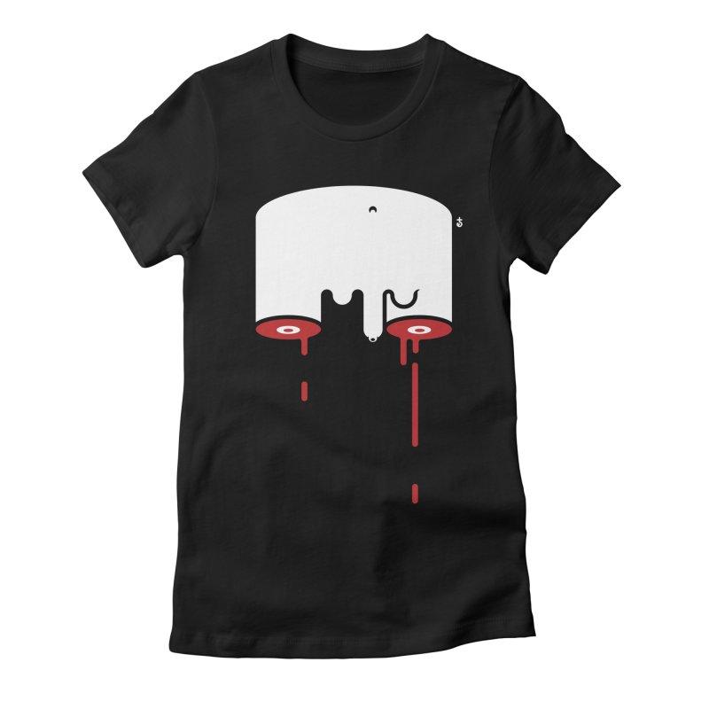 Uncut Women's T-Shirt by Zhion T-Shop