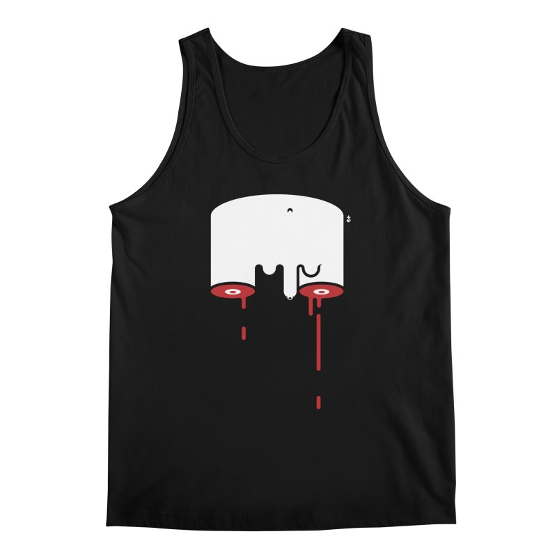 Uncut Men's Regular Tank by Zhion T-Shop