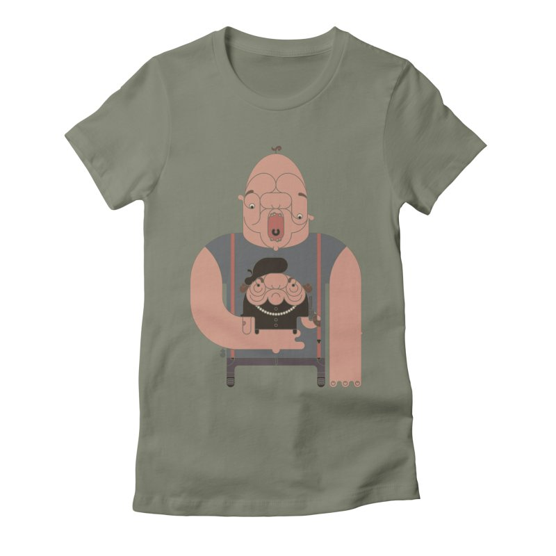 Mommy Issues Women's T-Shirt by Zhion T-Shop