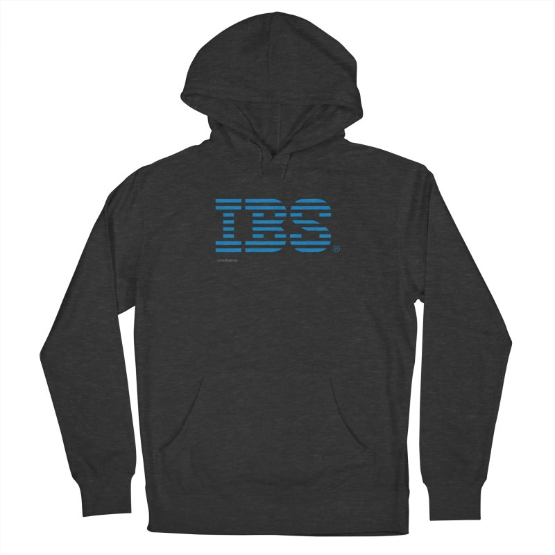 IBS Women's French Terry Pullover Hoody by Zachary Knight | Artist Shop