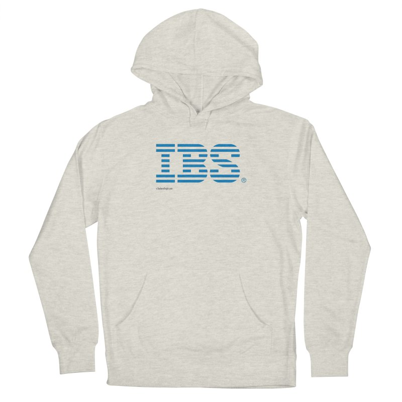 IBS Men's French Terry Pullover Hoody by Zachary Knight | Artist Shop