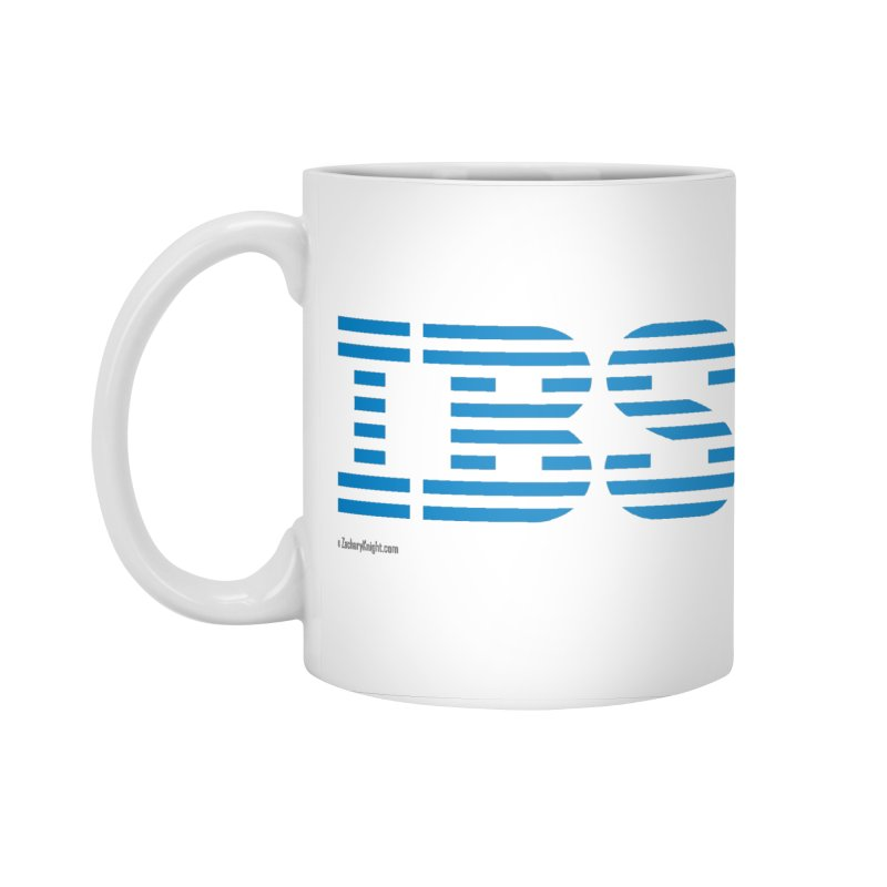 IBS Accessories Standard Mug by Zachary Knight | Artist Shop