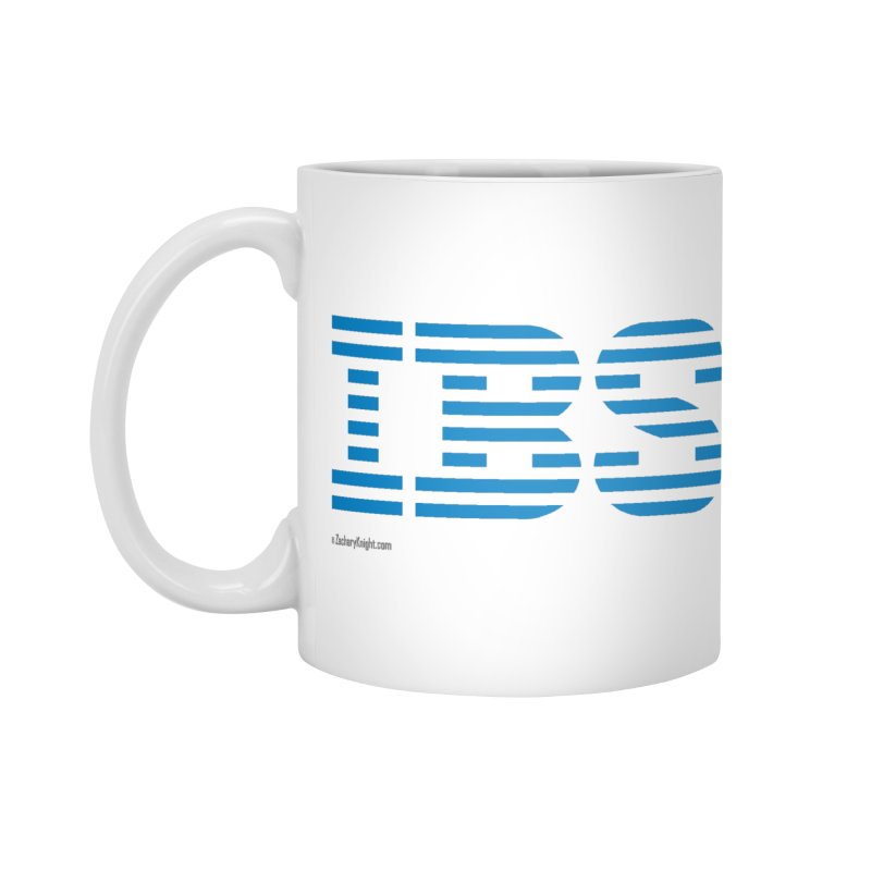 IBS Accessories Mug by Zachary Knight | Artist Shop