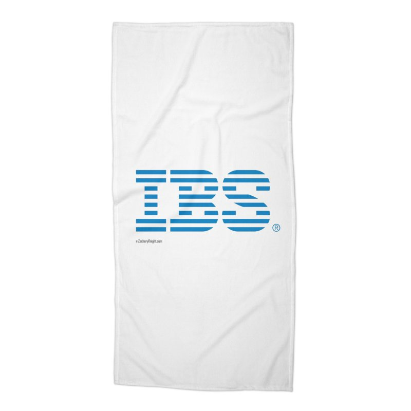 IBS Accessories Beach Towel by Zachary Knight | Artist Shop