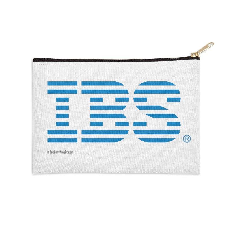 IBS Accessories Zip Pouch by Zachary Knight | Artist Shop