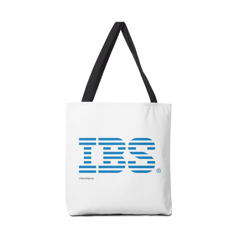 IBS Accessories Bag by Zachary Knight | Artist Shop