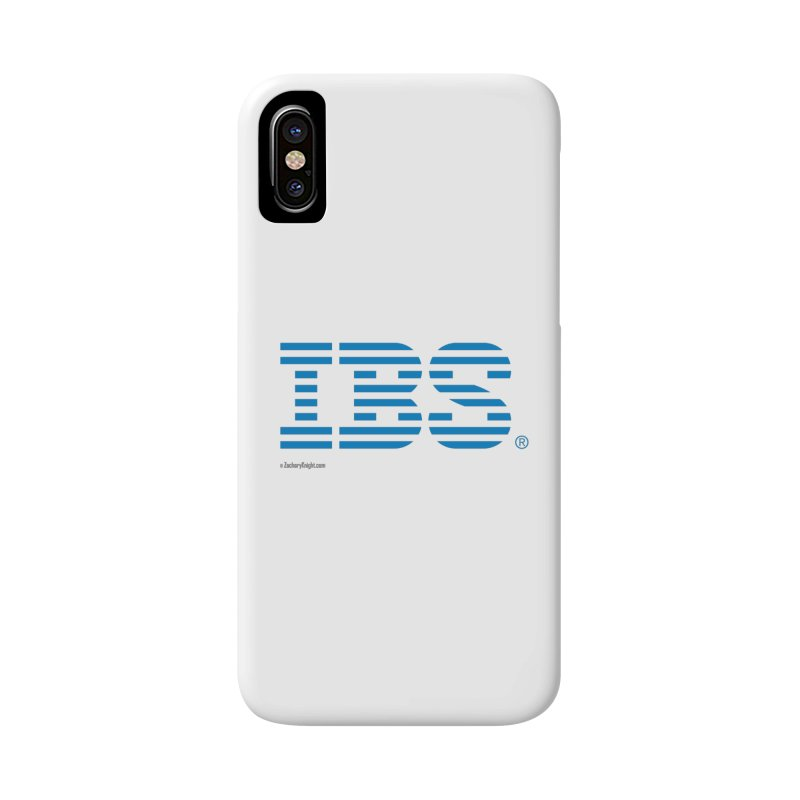 IBS Accessories Phone Case by Zachary Knight | Artist Shop