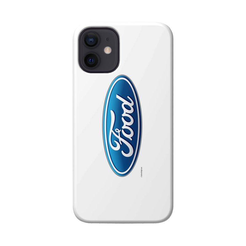 Food Accessories Phone Case by Zachary Knight | Artist Shop